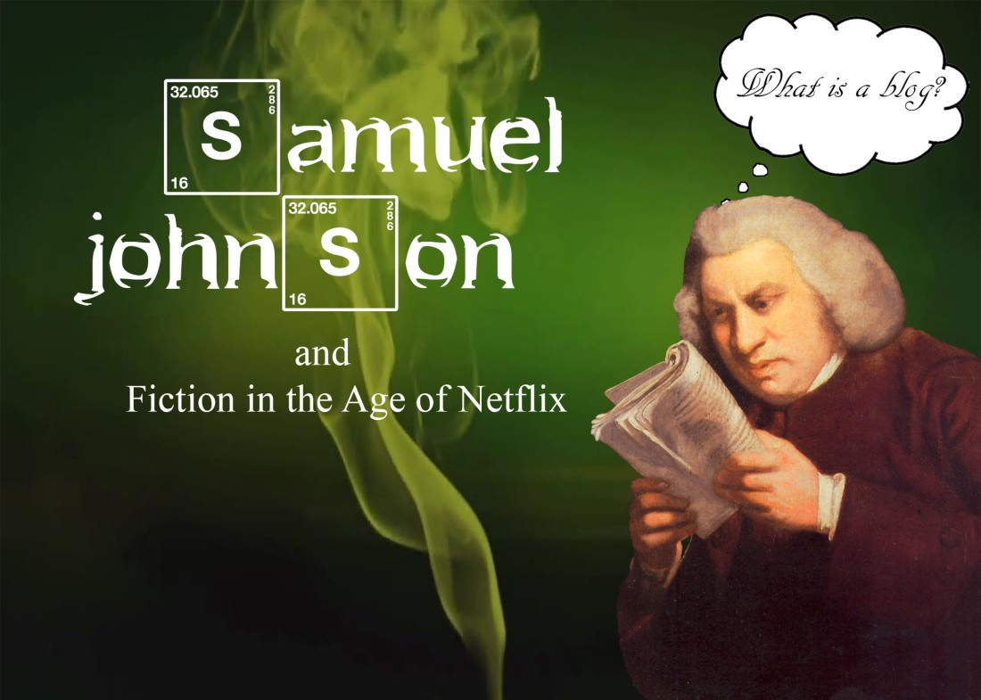 Samuel Johnson Breaking Bad #2